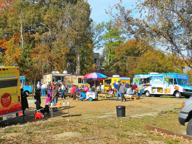 Howell Mill Food Park