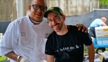 Chef Todd Richards newly appointed at White Oak Kitchen & Cocktails in Downtown Atlanta